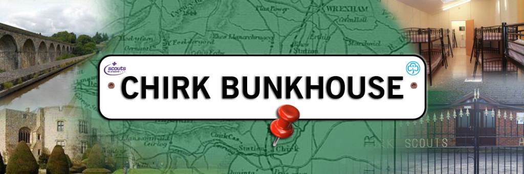 Chirk Bunkhouse logo